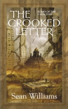 The Crooked Letter by Sean Williams