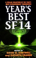 Year's Best SF 14 by