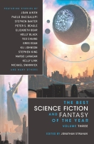 The Best Science Fiction and Fantasy of the Year: Volume Three by