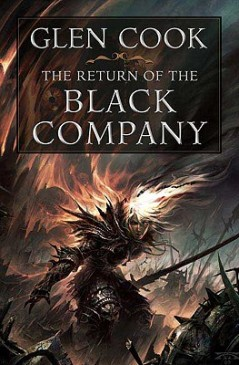 Return of the Black Company by Glen Cook
