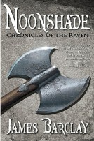 Noonshade by James Barclay