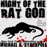 Night of The Rat God by Michael A. Stackpole