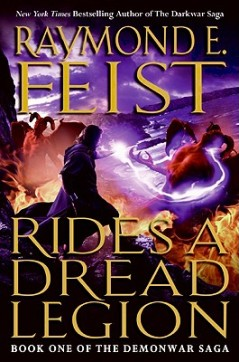 Rides a Dread Legion by Raymond E. Feist