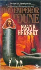 God Emperor of Dune by Frank Herbert