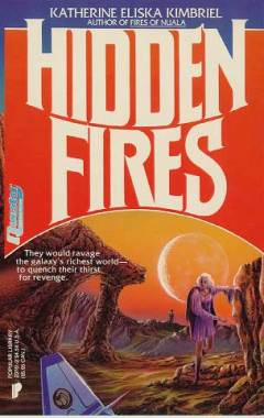 Hidden Fires by Katharine Eliska Kimbriel