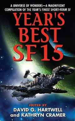 Year's Best SF 15 by