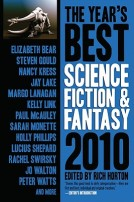 The Year's Best Science Fiction and Fantasy 2010 by