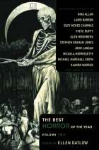 The Best Horror of the Year: Volume Two by