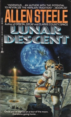 Lunar Descent by Allen Steele