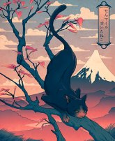 The Cat Who Walked a Thousand Miles by Kij Johnson