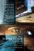The Best Science Fiction and Fantasy of the Year: Volume Five by