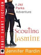 Scouting Jasmine by Jennifer Rardin