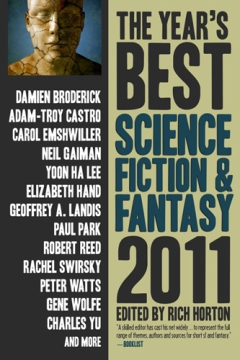 The Year's Best Science Fiction and Fantasy 2011 by