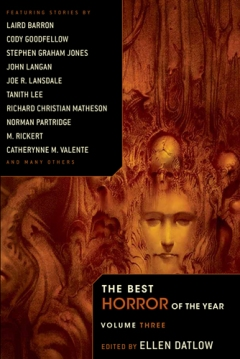 The Best Horror of the Year: Volume Three by