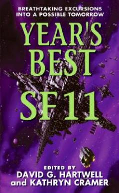 Year's Best SF 11 by