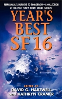 Year's Best SF 16 by