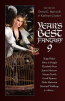 Year's Best Fantasy 9 by