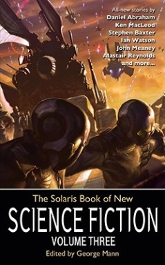 The Solaris Book of New Science Fiction: Volume Three by