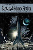The Very  Best of Fantasy & Science Fiction: Sixtieth Anniversary Anthology by