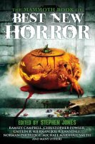 The Mammoth Book of Best New Horror, volume 22 by