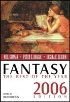 Fantasy: The Best of the Year, 2006 Edition by