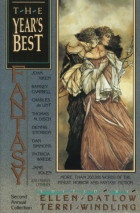 The Year's Best Fantasy: Second Annual Collection by