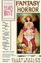 The Year's Best Fantasy and Horror: Third Annual Collection by