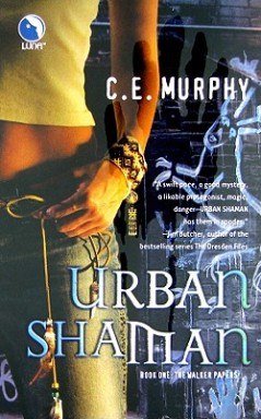 Urban Shaman by C. E. Murphy