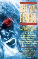 The Mammoth Book of Best New Horror: Volume 9 by