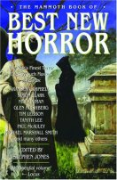 The Mammoth Book Of Best New Horror Volume Fifteen by