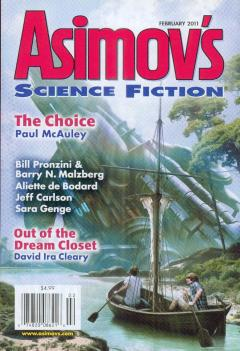 The Choice by Paul J. McAuley