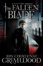 The Fallen Blade by Jon Courtenay Grimwood