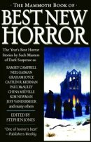 The Mammoth Book of Best New Horror: Volume 14 by