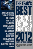 The Year's Best Science Fiction and Fantasy 2012 by
