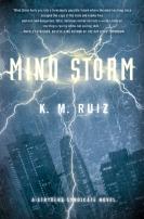 Mind Storm by K. M. Ruiz