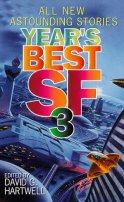 Year's Best SF 3 by