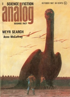 Weyr Search by Anne McCaffrey
