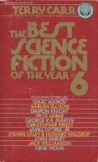 The Best Science Fiction of the Year #6 by