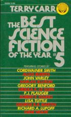 The Best Science Fiction of the Year #5 by