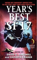 Year's Best SF 17 by