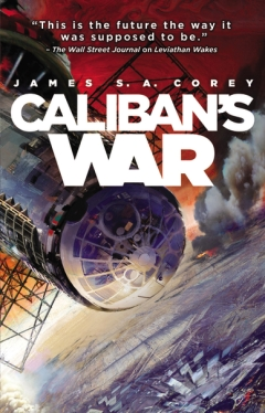 Caliban�s War by Ty Franck