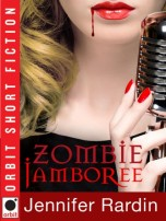 Zombie Jamboree by Jennifer Rardin